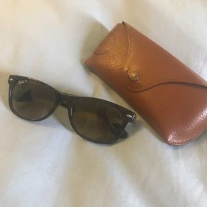 Ray- Ban New Wayfarer, Polarized